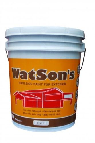 SƠN NƯỚC WATSON'S IN