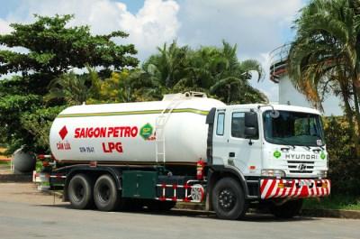 Xe bồn LPG SP