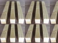 Gia công ghép chân gỗ