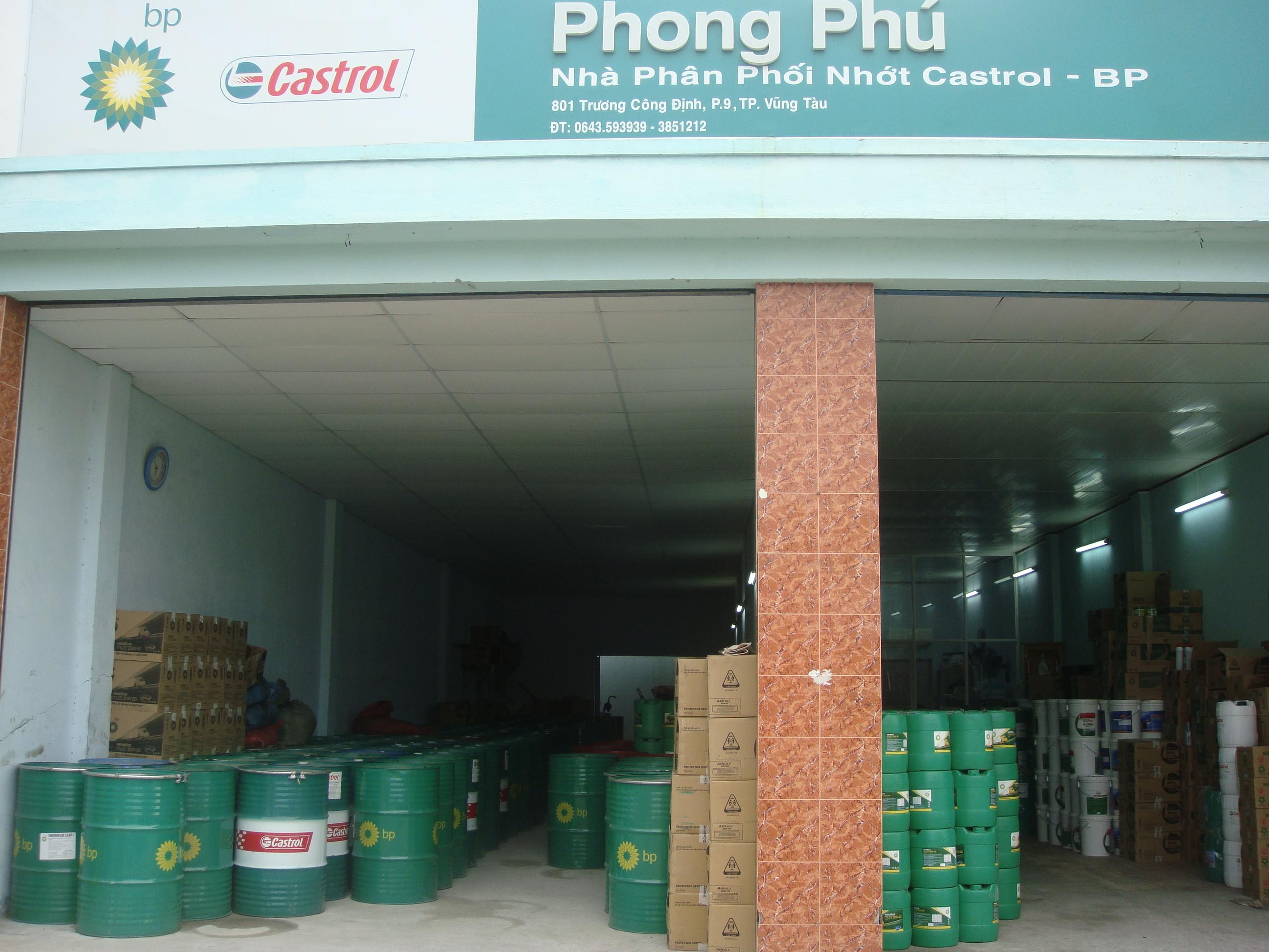Cơ sở Phong Phú