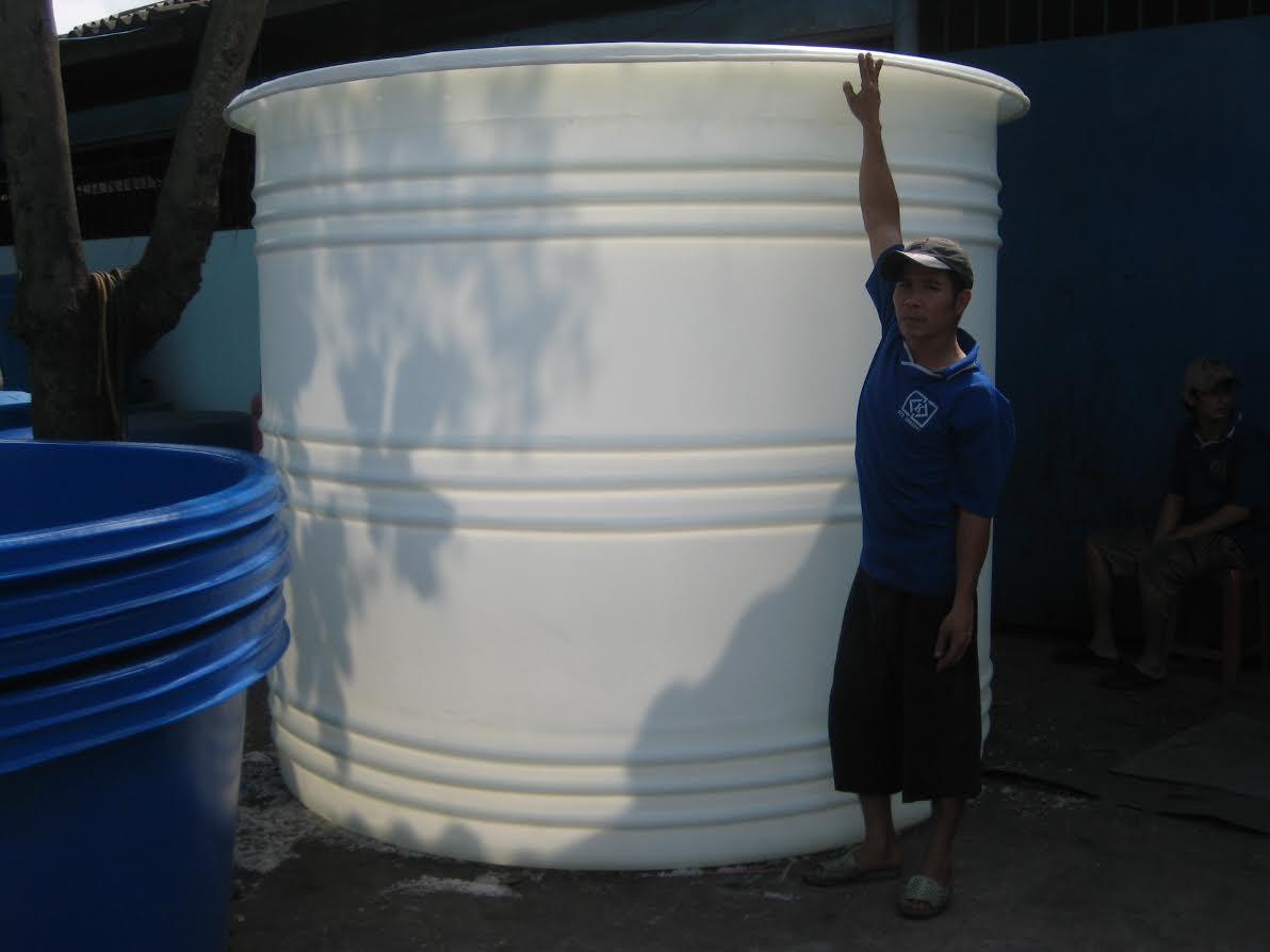 Bồn nước nhựa