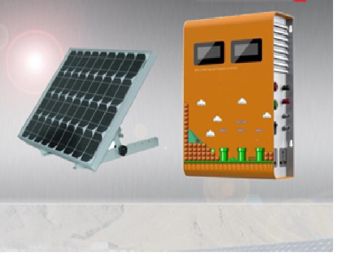 Điện năng lượng mặt trời YCS-AC40W