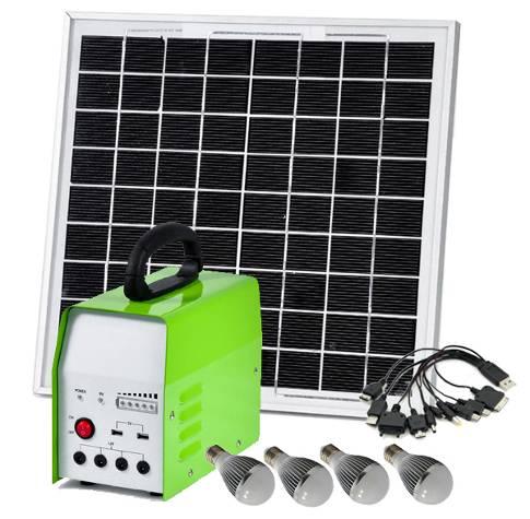 Điện năng lượng mặt trời DC20W