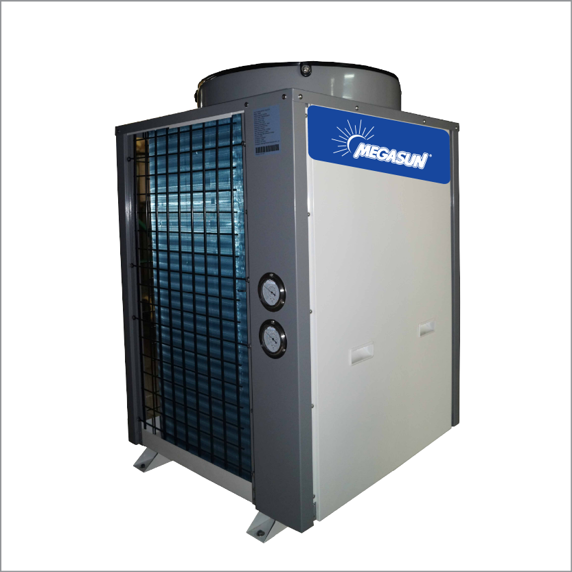 Bơm nhiệt MEGASUN- Bình tách rời dùng cho gia đình- công nghiệp