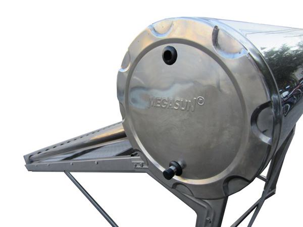 Máy nước nóng ống chân không loại KAS