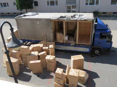 Bảo vệ vận chuyển hàng hóa
