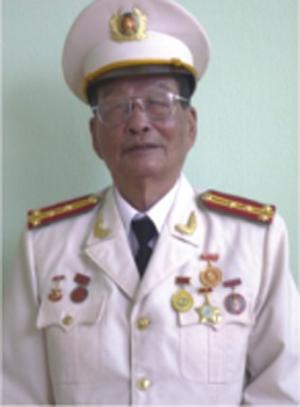 Cố vấn an ninh Đại Tá Nguyễn Ngọc Sơn