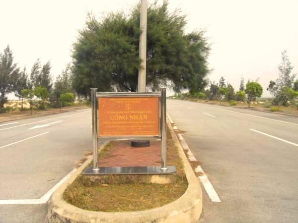 Tuyến đường sân bay Chu Lai