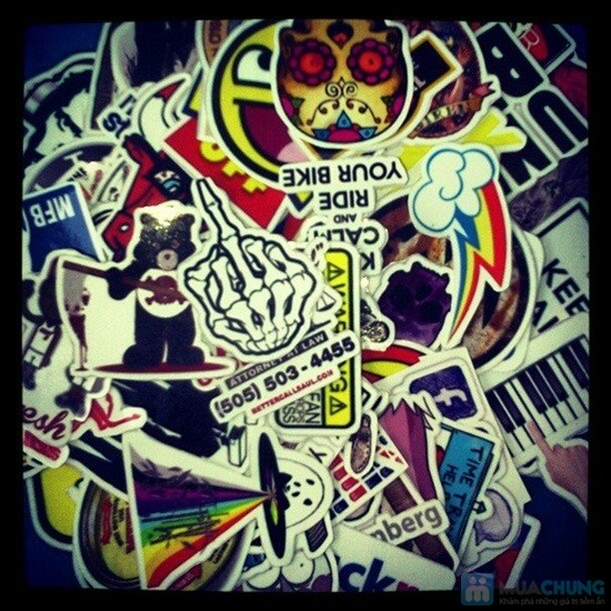 In Sticker