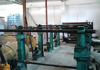 Xưởng sản xuất giấy