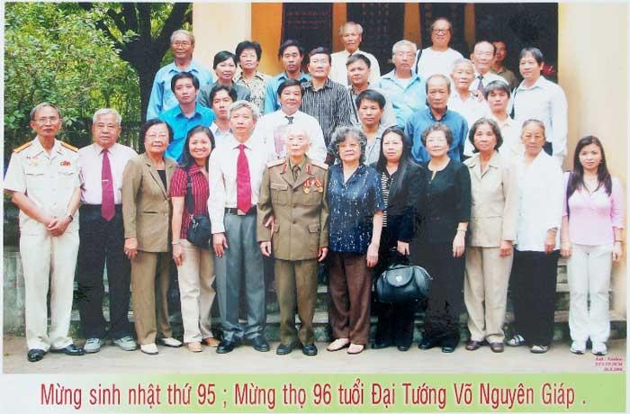 Sinh nhật Bác Giáp - SYT TP Hồ Chí Minh