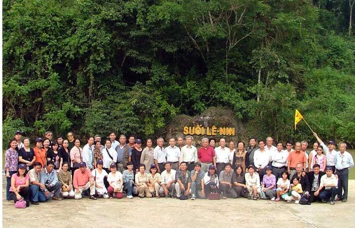 Sở Y Tế TP Hồ Chí Minh về nguồn