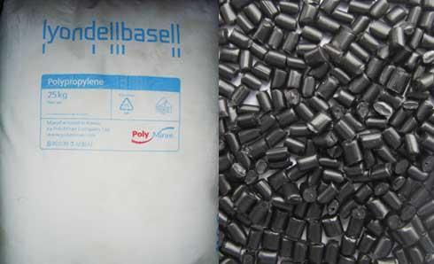 Hạt nhựa PP-Random-RP-348N-Basel