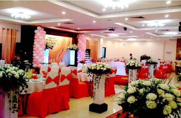 Wedding Party Room