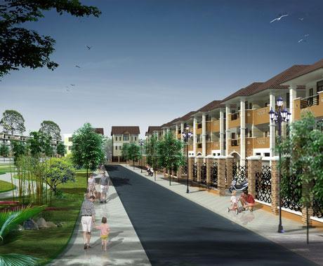 Dự án khu dân cư Đông Tác