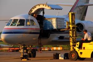 Vận chuyển bằng đường hàng không