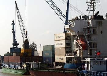 Vận tải container đi Cảng Cửa Lò – Nghệ An