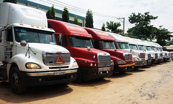 Vận tải container Nam - Bắc