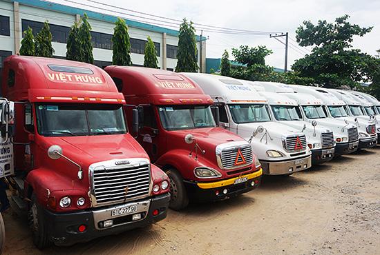 Vận tải container từ Kho đến Kho
