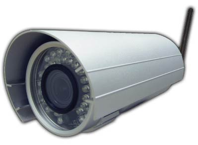 IR OUTDOOR IP CAMERA