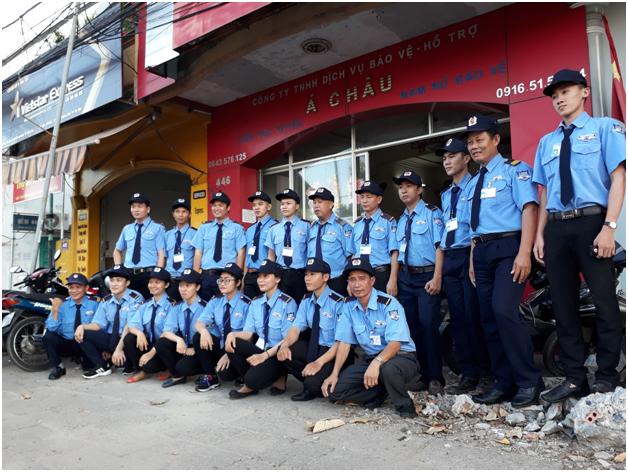 Dịch vụ bảo vệ Á Châu