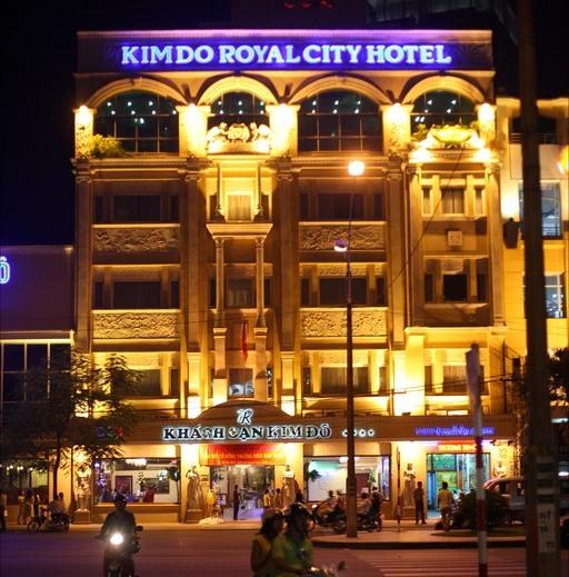 Khách Sạn Kim Đô - Royal Hotel Saigon   Thư viện ảnh