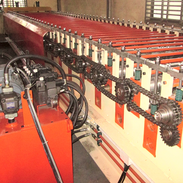 Xưởng máy cán tôn