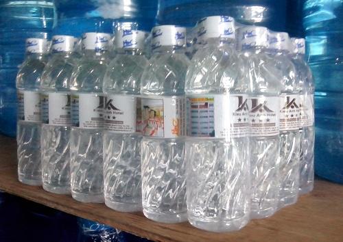 Nước ống đóng chai