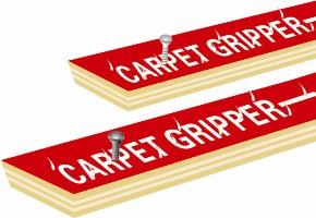 Nẹp đinh Gripper