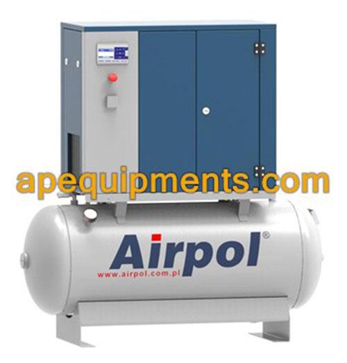 Máy nén khí kiểu trục vít Airpol