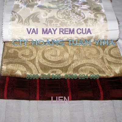 Vải bọc nệm- rèm