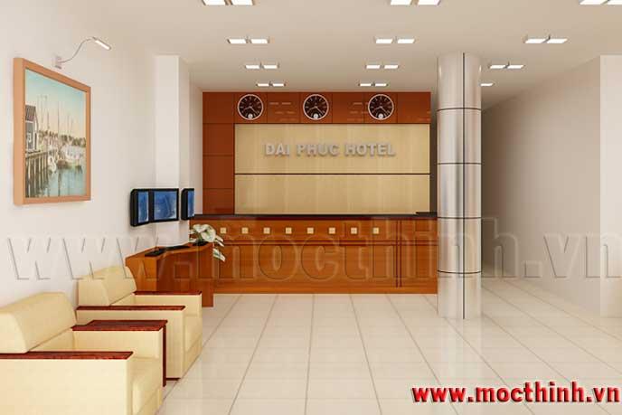 Lễ tân khách sạn