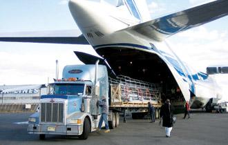 Vận tải quốc tế đường không