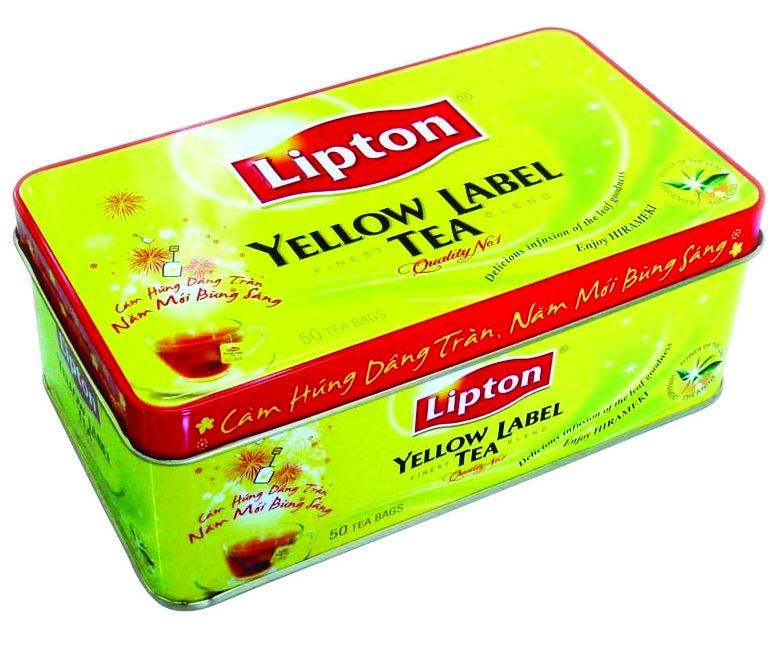 Hộp trà lipon