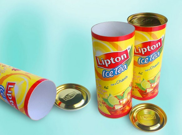 Lon trà Lipton