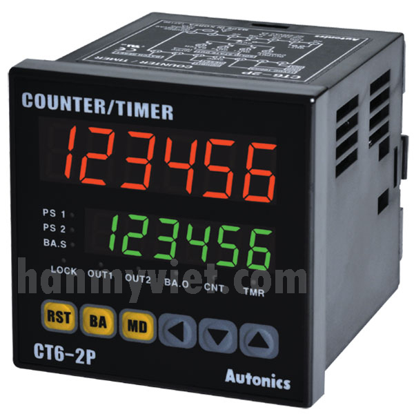 Bộ đếm Counter/Timer