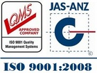 Chứng nhận ISO