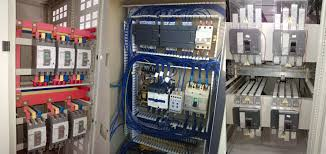 Thiết kế thi công tủ bảng điện