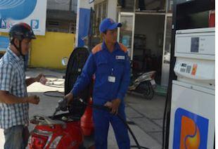 Cửa hàng xăng dầu