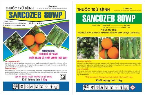 Sancozeb80wp