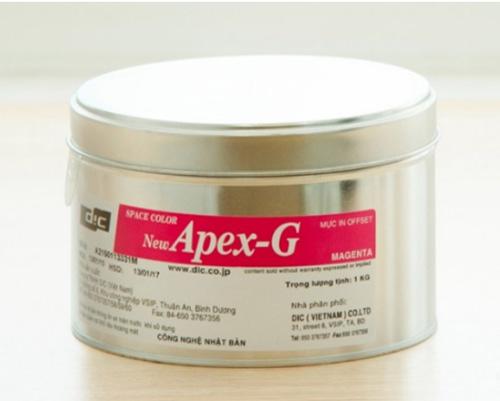 Mực nhập khẩu Apex