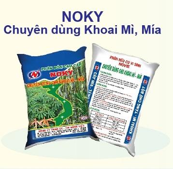 Phân bón NOKY chuyên dùng khoai, mì, lúa