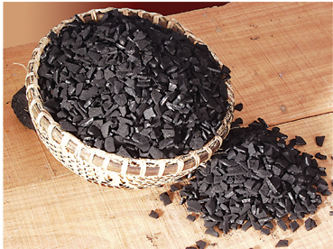 ACTIVATED CARBON - Than hoạt tính