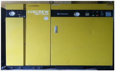 Cho thuê máy nén khí Hitachi