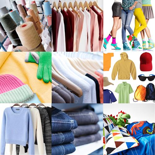 Apparels & textile