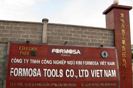 Nhà máy FORMOSA Việt Nam