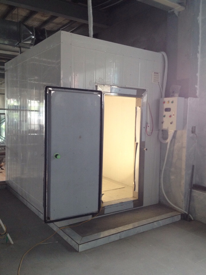Kho lạnh bảo quản công nghiệp nhẹ