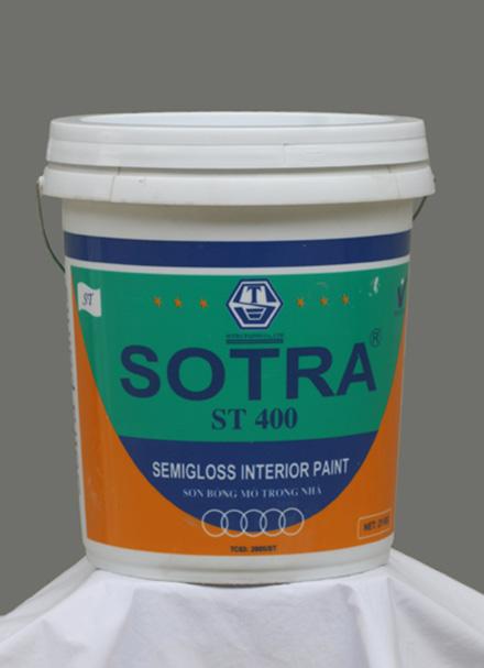 Sơn bóng mờ trong nhà SOTRA ST400