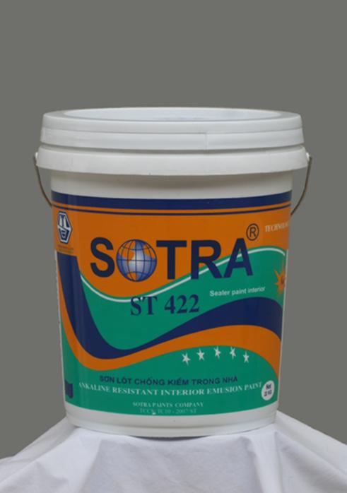 Sơn lót chống kiềm trong nhà SOTRA ST422