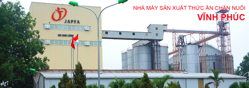 Nhà máy sản xuất thức ăn chăn nuôi Vĩnh Phúc